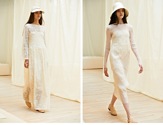 the row spring summer 2014 / the row primavera verano 2014