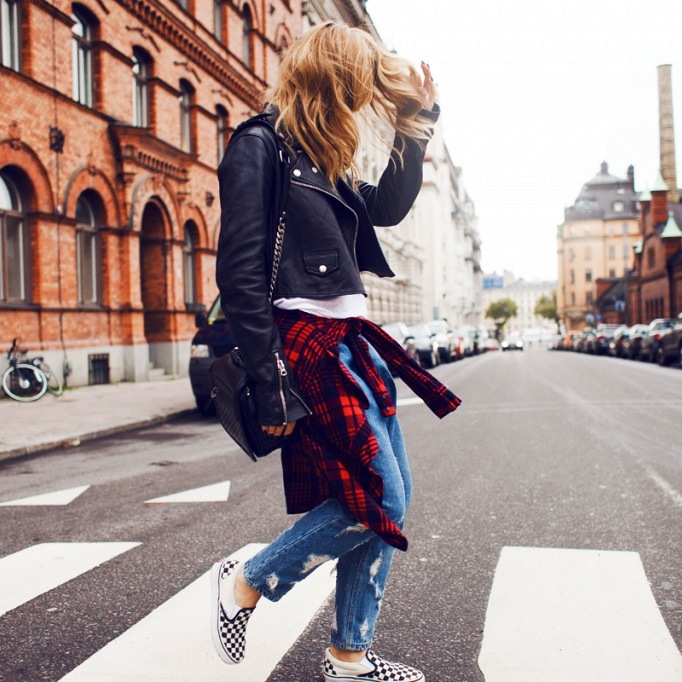 10-Le-Fashion-Blog-15-Ways-To-Wear-Checkered-Van-Slip-On-Sneakers-Plaid-Shirt-Boyfriend-Jeans-Via-Angela-Blick