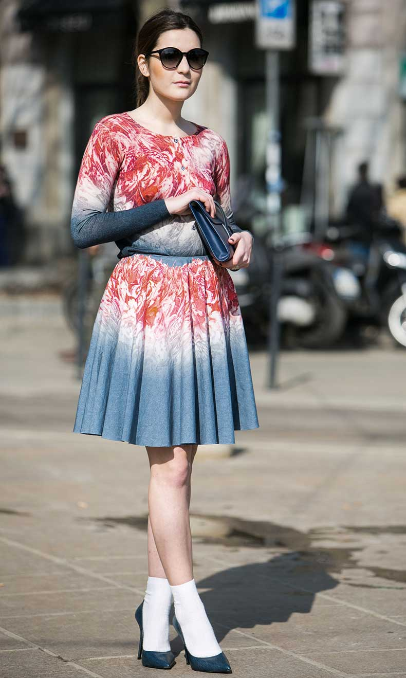 fit-and-flare-street-style-milan-fashion-week-aw14-_