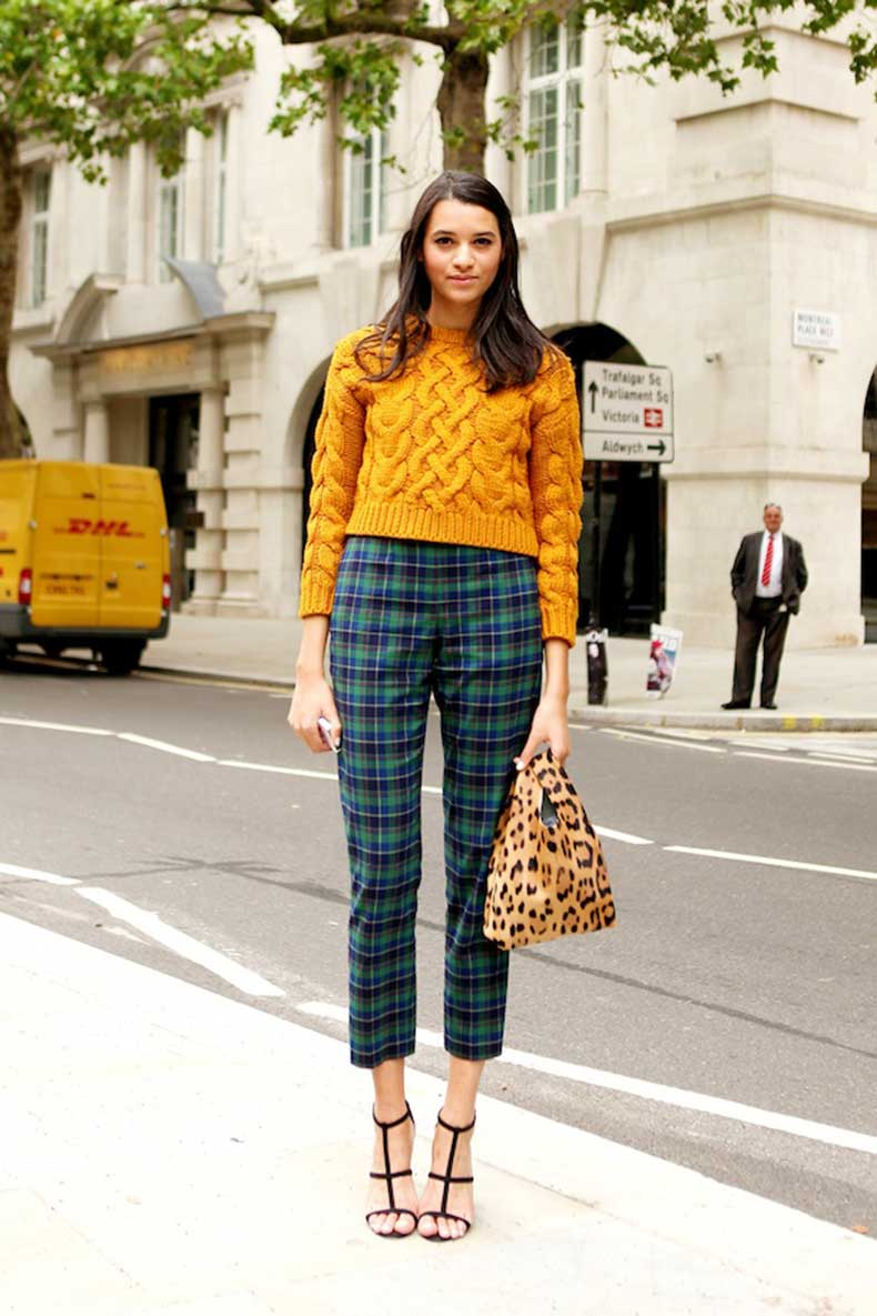 STREET-STYLE-MUSTARD-CABLE-KNIT-1
