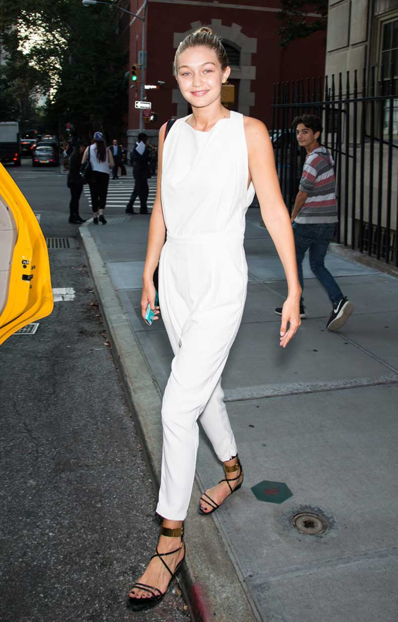 She-slipped-white-jumpsuit-Fashion-Week-2014