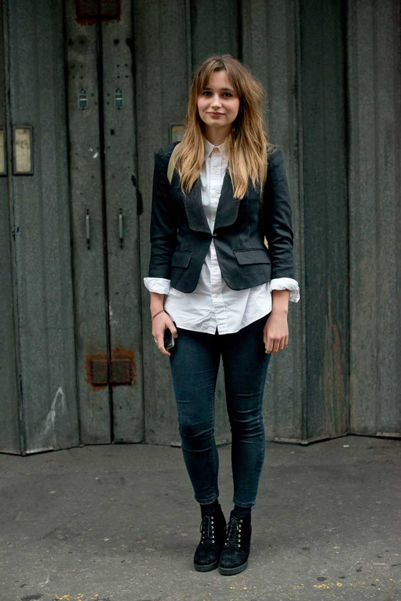 Classic-top-thanks-white-button-down-blazer-casual