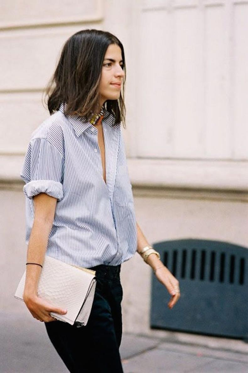 Le-Fashion-Blog-25-Ways-To-Wear-A-Striped-Button-Down-Shirt-Rolled-Sleeves-Leandra-Medine-Via-Vanessa-Jackman
