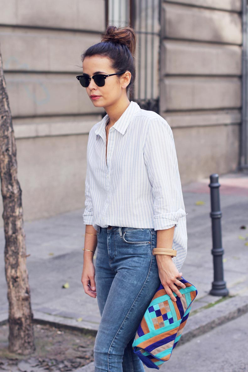Striped_Shirts-Jeans-Nude_Shoes-Street_style-Outfit-13