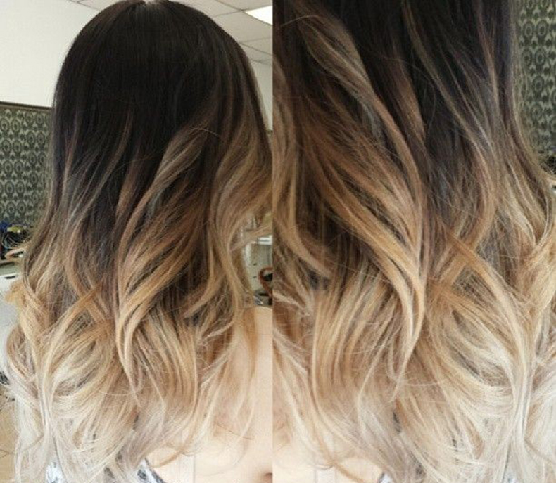 Perfect-Ombre-Hair-with-Blonde