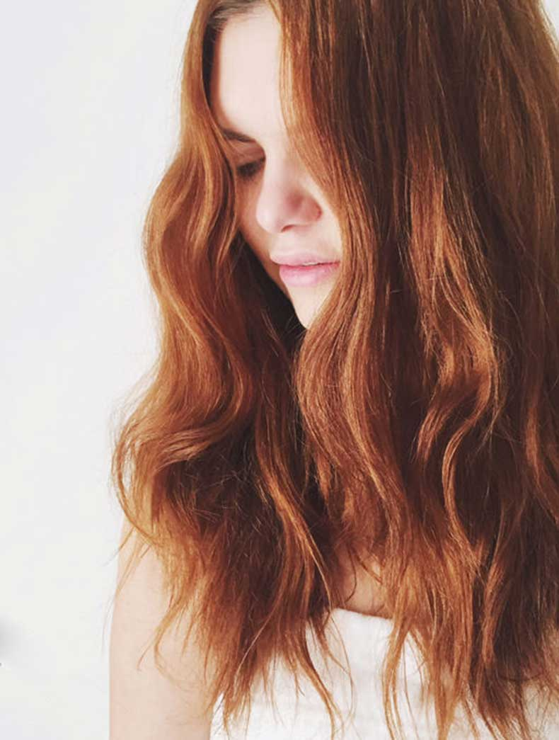 air-drying-hair-the-beauty-department