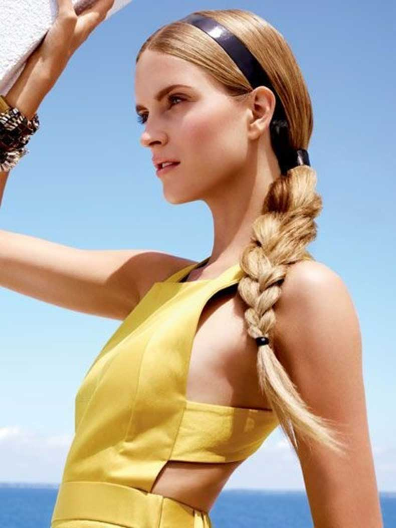 Braided-Hairstyle-for-Summer