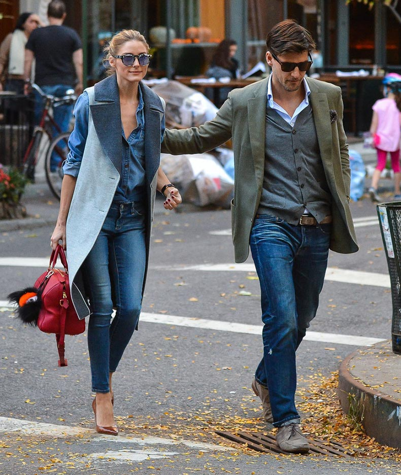 Olivia-Palermo-Wearing-Jeans-Vest