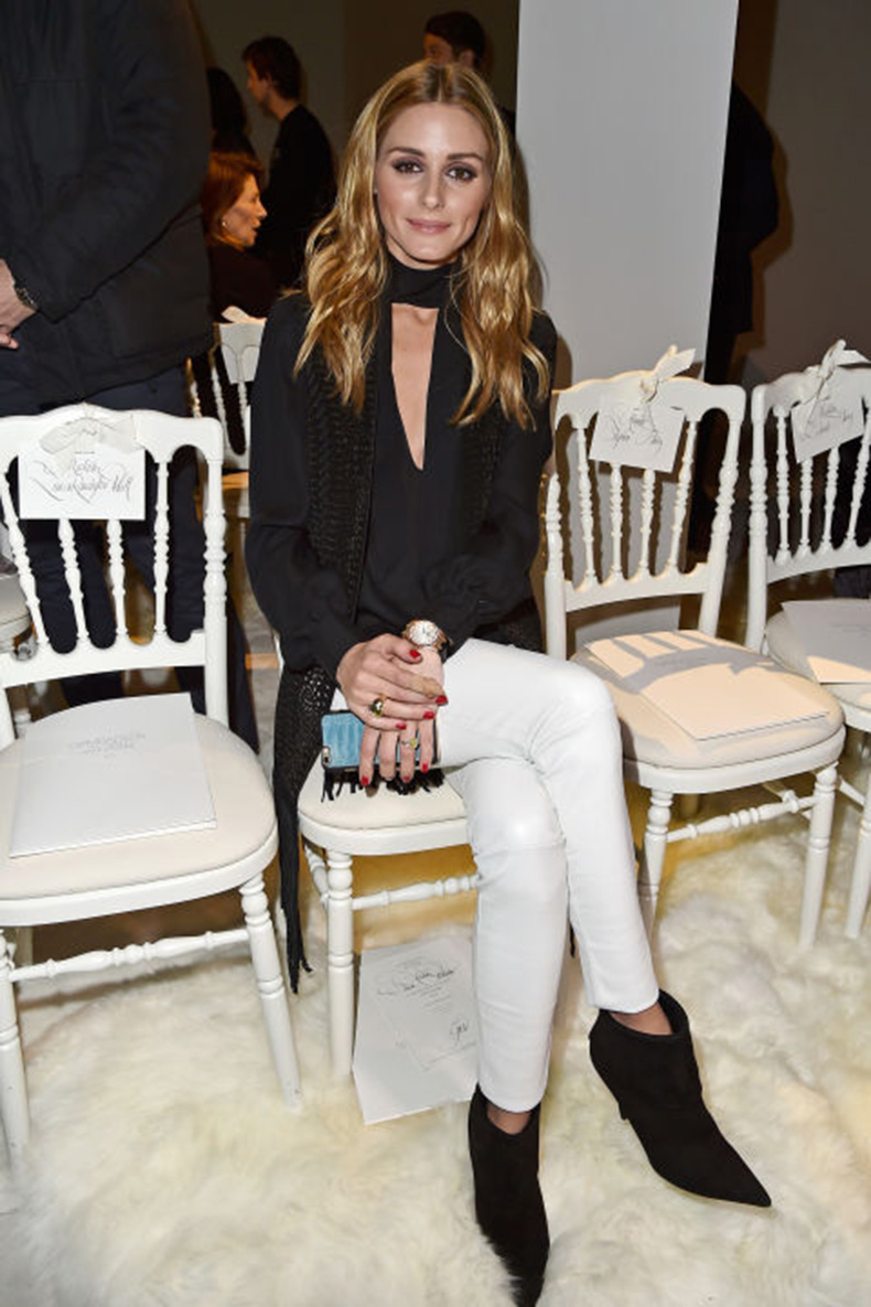 paris-couture-fashion-week-winter-outfit-going-out-outfit-skinny-scarf-olivia-palermo-getty