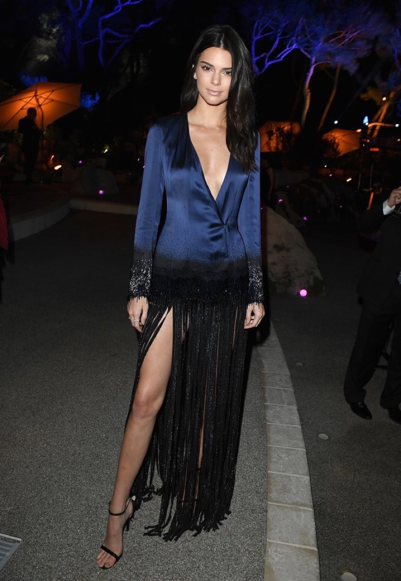 Kendall-Jenner-showed-plenty-leg-she-posed-Vanity-Fair