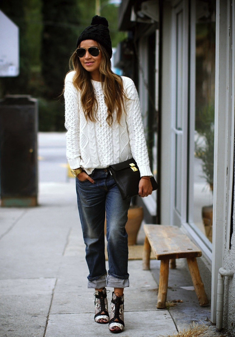 Knitted-Sweaters-Chic-Street-Style-Inspiration-Looks-18