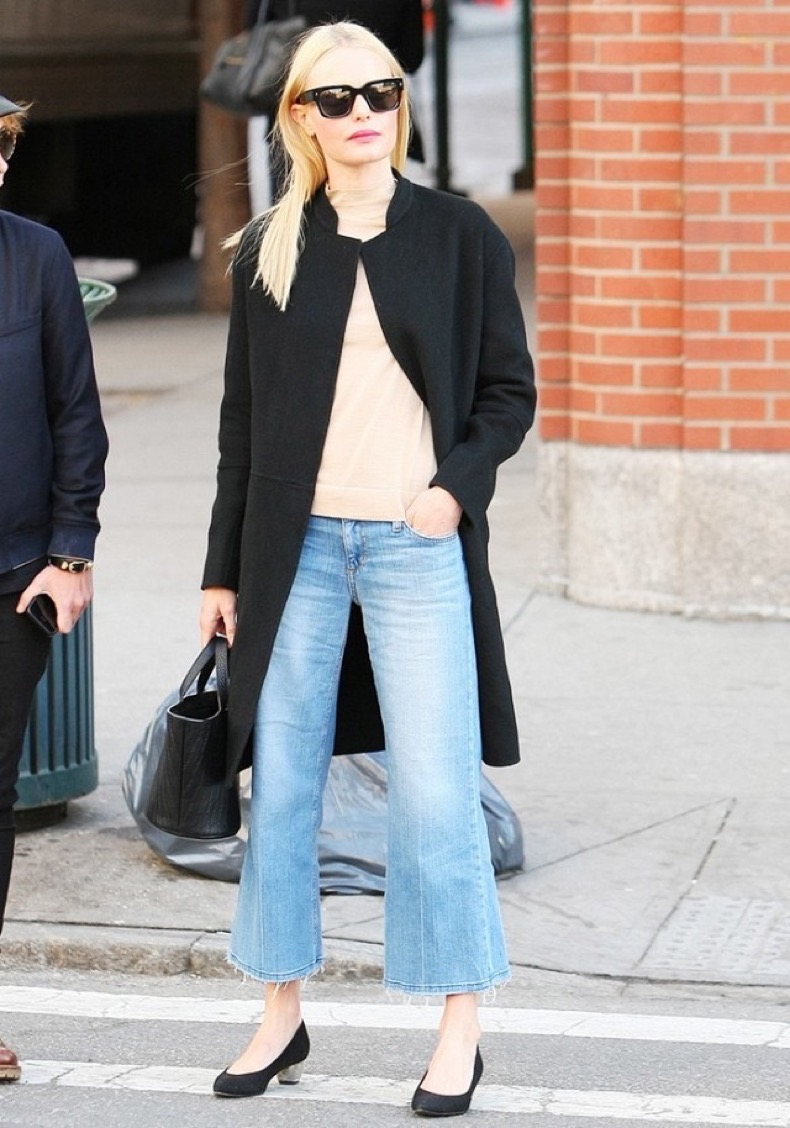 cropped-flare-jeans-kate-bosworth-street-style