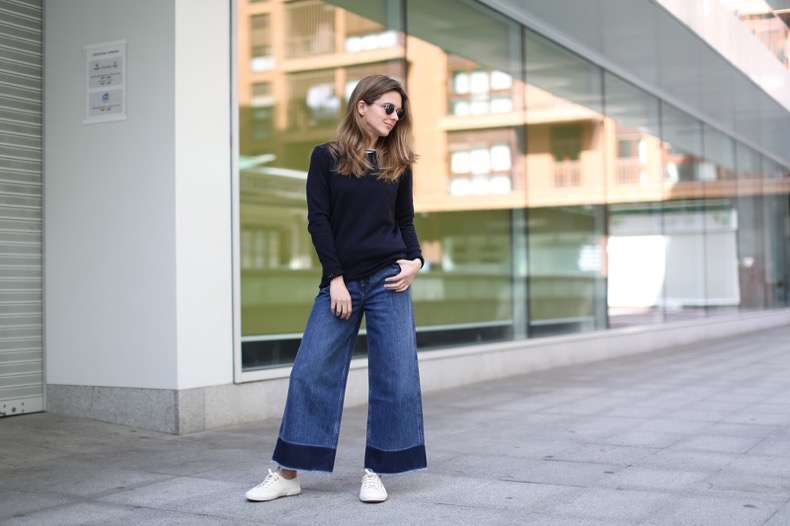Clochet-streetstyle-hm-trend-flared-cropped-jeans-crochet-superga-leztinstreet-9