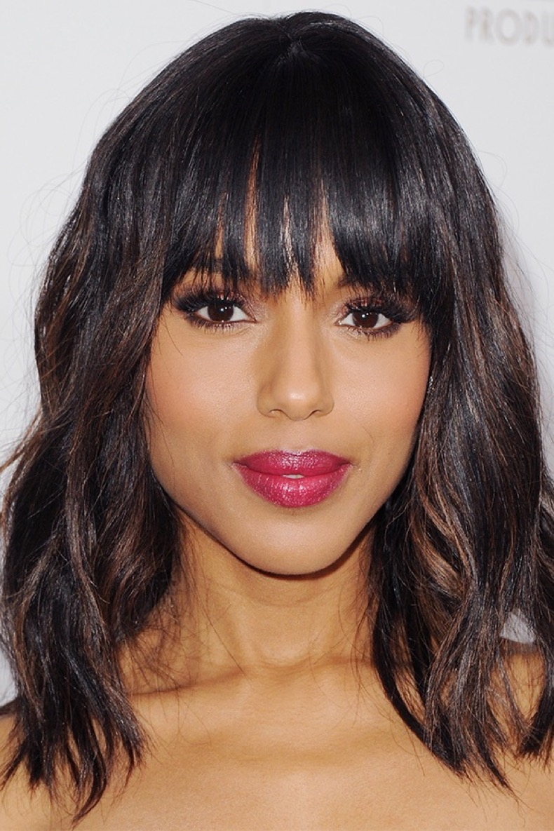 kerry-washington-bright-lipstick