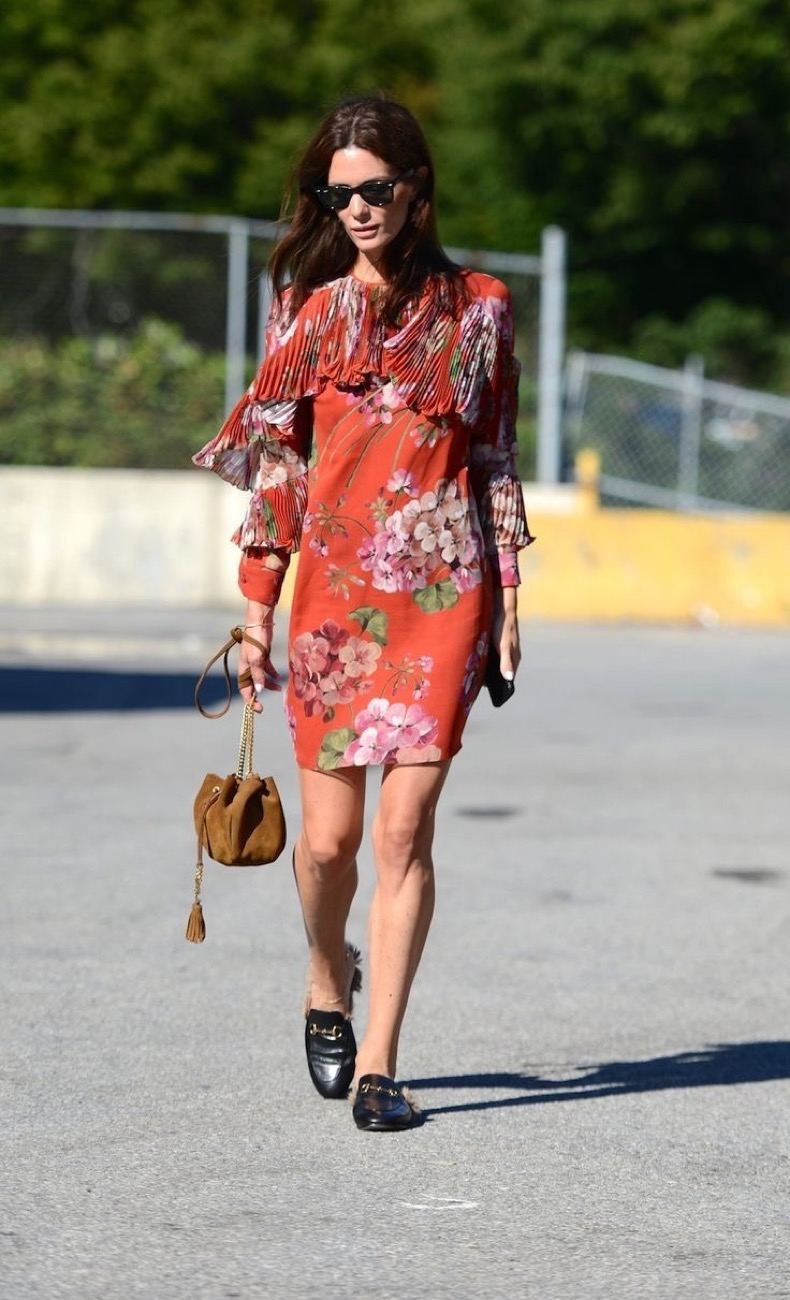 gucci-dress-and-loafers