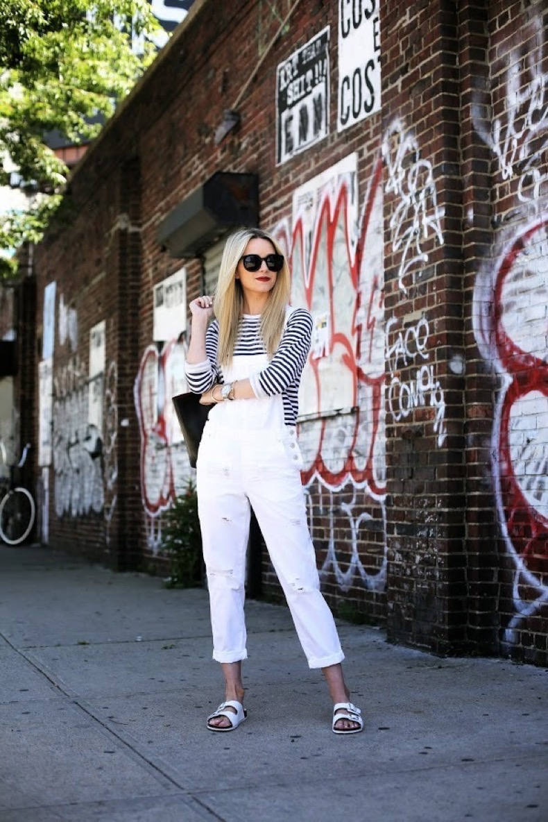 1-white-denim-overalls-with-striped-top-and-slides