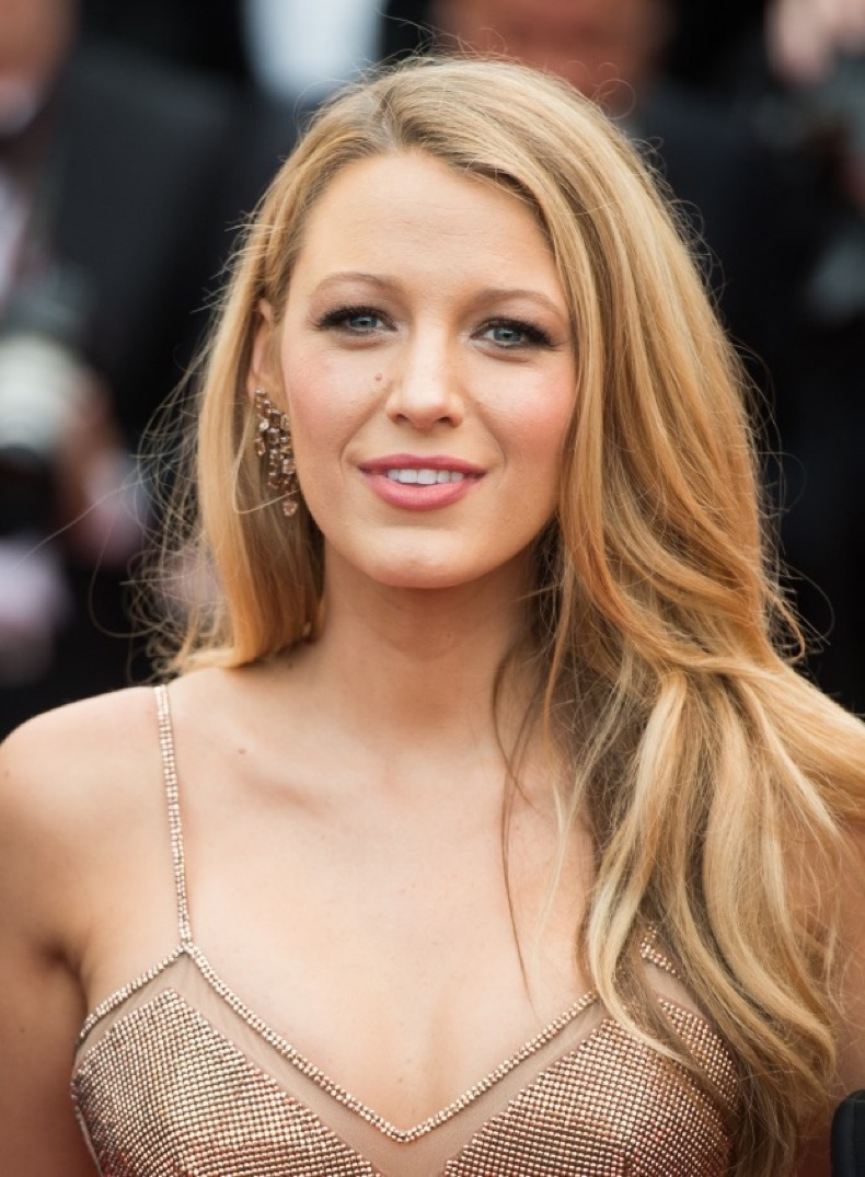 """CANNES, FRANCE - MAY 11: Blake Lively attends the screening of """"Cafe Society"""" at the opening gala of the annual 69th Cannes Film Festival at Palais des Festivals on May 11, 2016 in Cannes, France. (Photo by Samir Hussein/WireImage)"""