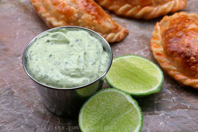 18-spicy-avocado-cilantro-mayonnaise-sauce-for-empanadas