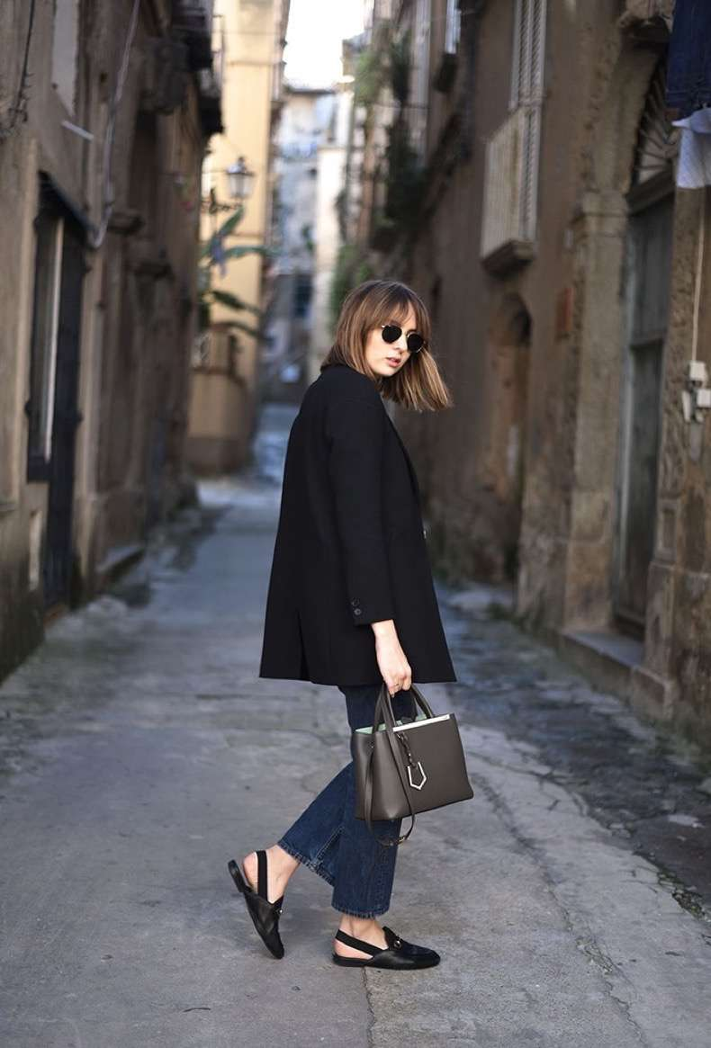 Minimalist Fashion Outfits Shot From The Street Cut Paste Blog De Moda